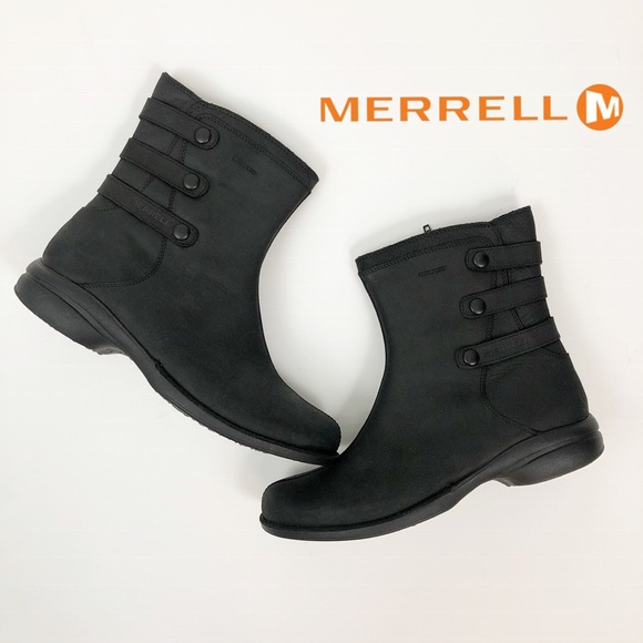 c2dc1d0a898 Merrell Captiva Launch Mid 2 Waterproof Boots 9.5